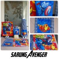 Set sarung avenger (L)