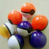 Bola telur pokemon Egg monster Telur mainan