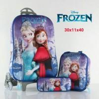 harga Troly Anak 3D 3in1 Set Tas Ransel n Kotak Pensil Tokopedia.com