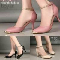 Heels Cantik Tali Gelang / Supplier Sepatu Wanita Murah