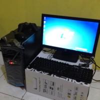 Paket Komp PC untuk gaming dan design