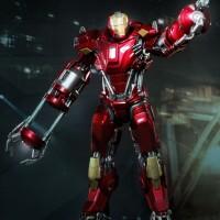 Hot Toys Iron Man Mark XXXV 35 Red Snapper