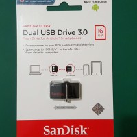 Flash Disk Sandisk OTG usb 3.0 - 16GB
