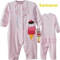 Jamper Bayi Kamacar Gambar Ice Cream