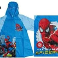 harga RHB698DC65 Raincoat Spiderman - Jas Hujan Anak Tokopedia.com