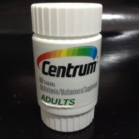 Jual Multi Vitamin : Centrum Adults (60 Tablets) Energy+Immunity+Metabolism Murah