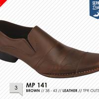 Grosir Sepatu Kerja Formal Kulit untuk Pria, Asli Cibaduyut, Catenzo