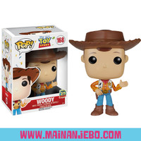 Funko Pop Toy Story 20th - Woody