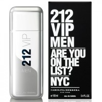 Caroline Herrera 212 VIP Men 100% ORIGINAL BOX