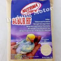 Nutrima Bubur HF - Pakan Loloh Anak Burung | NBHF
