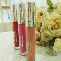 Wardah Exclusive Matte Lip Cream - Kosmetik Aman Halal