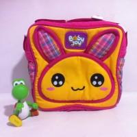 harga Tas kecil saku baby joy kelinci bunny kuning pink bjt 1015 Tokopedia.com