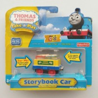Fisher Price - Thomas & Friends Take-n-Play - Storybook Car