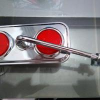 harga Spion Sepeda Lowrider Kotak Chrome New Tokopedia.com
