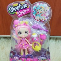 Shopkins Shoppies ORIginal Bubbleisha