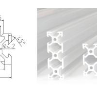 Aluminium profile V slot 2020 (per cm)