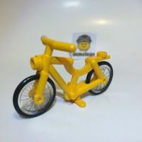 Lego Original Sepeda Bicycle Orange