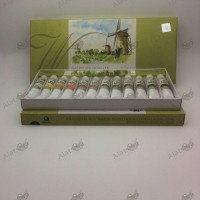 Maries Water Colour 12 Warna / Cat Air Maries