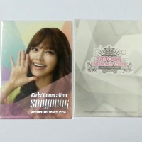 Photocard SM World Tour III - SooYoung SNSD