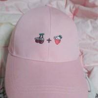 Topi Baseball Cap Custom Polos Snapback Beanie Bordir Tumblr Hat