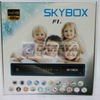 Skybox F1 + Plus Receiver HD Parabola TV Autoroll Powervu HDMI