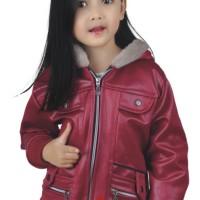 harga GROSIR jaket motor hoodie sweater coat anak perempuan cewek branded Tokopedia.com