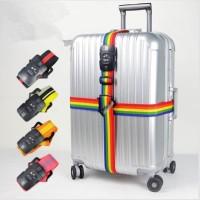 harga Luggage Strap Belt 3 Digit Pin With Tsa Lock - Tali Pengikat Koper Tokopedia.com