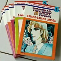 Komik Topeng Kaca : Bayang-Bayang Jingga 1-6 (Lengkap)