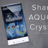 harga Sharp Aquos Crystal LTE/GSM  Bonus DATA XL Tokopedia.com