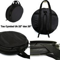 Softcase / tas cymbal 20