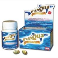 FISHQUA 30 Tablet - Supplement Anti Capek & Ngantuk - Supplemet Aktif