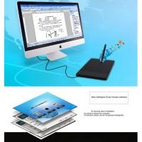 USB Tablet Desain/Gambar/tulis+ Pen Graphic Komputer PC Dekstop Laptop