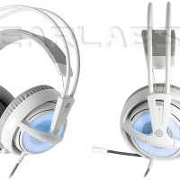 SteelSeries Siberia Full-Size Headset V2 USB ( Frost Blue )