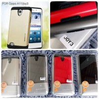 HARDCASE SPIGEN OPPO JOY 3 3S PRIME BACK HARD CASE CASING BACKCASE