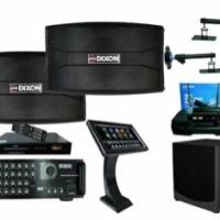 Harga murah paket lengkap sound system karoeke | Pembandingharga.com