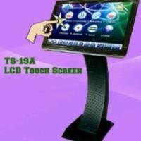 Murah !!! Layar Touch Monitor Lcd Buat Super Karoeke