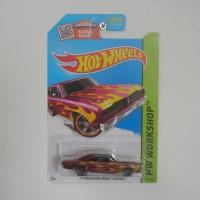Hot Wheels 74 Brazilian Dodge Charger Hw Workshop by Toko Hobi Toys