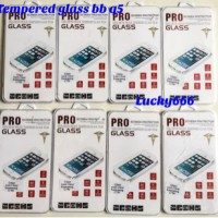 Tempered glass bb q5 / gorilla glass blackberry q5