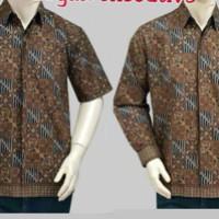 Kemeja Batik Executive Cowok #ABG