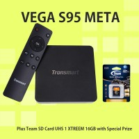 harga TRONSMART Vega S95 Meta Android TV Box + TEAM SD Card XTREEM UHS-1 16G Tokopedia.com