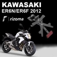 Tail Tidy Rizoma untuk Kawasaki ER6N 2012-2015