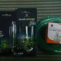 harga paket Ekonomis co2 tabung 5kg + glass diffuser Tokopedia.com