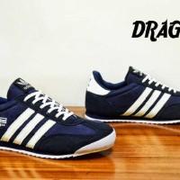 Harga sepatu pria kets casual olahraga adidas dragon terlaris termurah | WIKIPRICE INDONESIA
