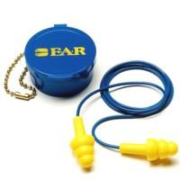 3M Ear Plug Ultrafit Corded - Pelindung Telinga Dengan Casing