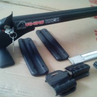 harga crossbar rhino sportrack plus windfairing, Tokopedia.com