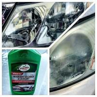 Turtle Wax - Headlight Cleaner & Sealant Liquid T-43