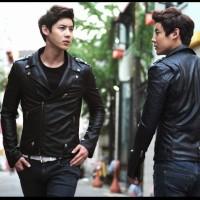jual jaket korea, toko jaket kulit online, jaket kulit murah