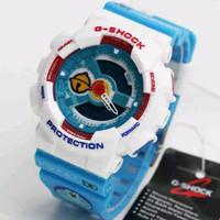 Jam Tangan Anak Casio G-shock Gshock Limited Ga-110 Doraemon