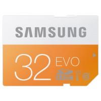 Memory Card Micro SD Samsung SDHC EVO Class 10 (48MB/s) 32GB-MB-SP32D