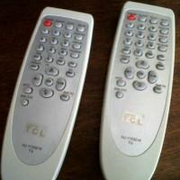 Remote tv TCL putih 3014